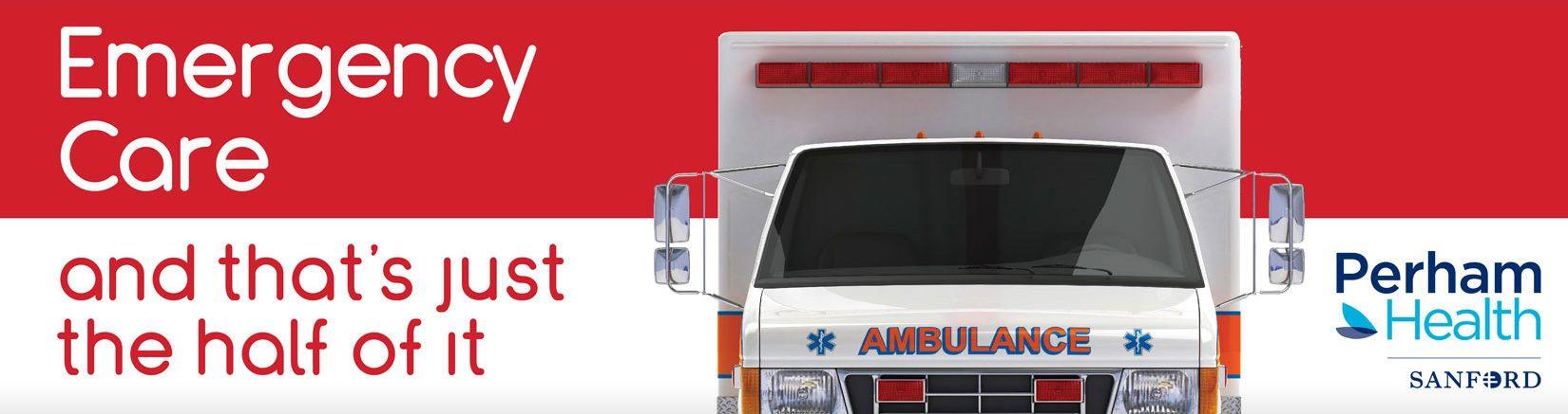 Sanford Perham Health emergency care